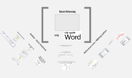 Copy of Harvard Referencing with Microsoft Word