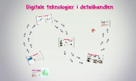 Teknologi og detailhandel