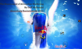 The Mastermind of Adrenaline Marketing
