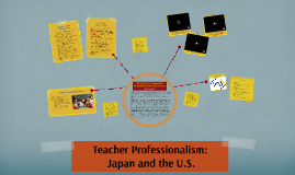 Teacher Professionalism: Japan & the US