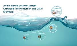 Copy of The Hero's Journey in The Little Mermaid