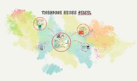 Copy of Theodore Seuss geisel