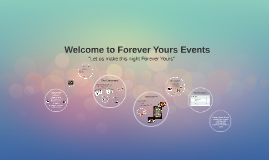 Welcome to Forever Yours Events