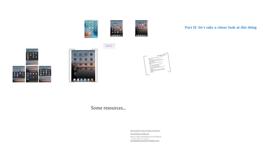 iPads as an educational tool