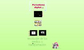 Periodismo Digital, la evolución. #pdutpl