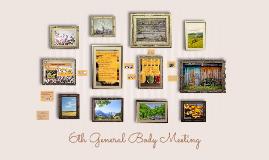7th General Body Meeting