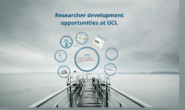 Researcher Development Opportunities at UCL