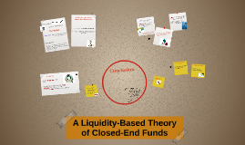 A Liquidity-Based Theory of Closed-End Funds