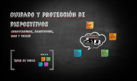 Cuidado y proteccion de dispositivos