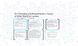 A Wide World of Careers