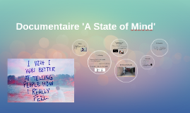 Documentaire 'A state of mind'