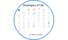 LE2C Piano Strategico 2017-20