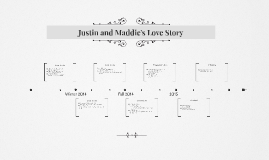 Justin and Maddie's Love Story