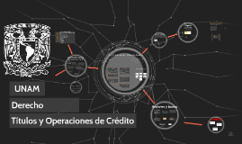 Copy of Títulos de Crédito