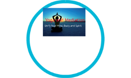 Yoga and Mediation