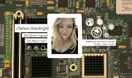 Chelsea Woolbright - Resume