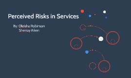 Perceived Risks in Services