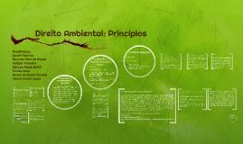 Direito Ambiental: Princípios