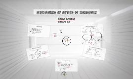 Mechanism of Action of Hormone