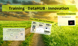 Journey towards 100,000 Data Experts and 10,000 Food Innovation Ecosystems