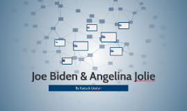 Joe Biden & Angelina Jolie