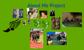 About Me Project