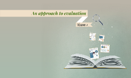 The history of evaluation