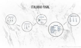 ITALIANO PARCIAL 2