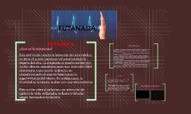 Eutanasia que significa 'buen morir' y es la acción u omisió