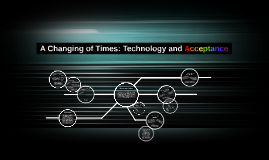A Changing of Times: Technology and Acceptance
