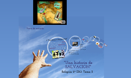 Copy of Tema 3: Una historia de Salvación