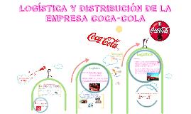 Copy of LOGÍSTICA Y DISTRIBUCIÓN DE LA EMPRESA COCA-COLA