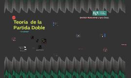 Copy of Teoría  de la partida doble