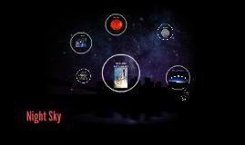 Copy of The Night Sky