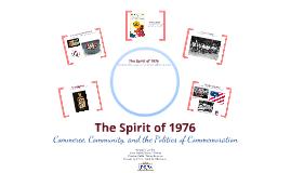 The Spirit of 1976
