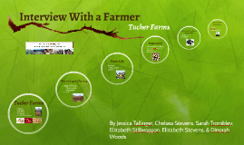 Interview With a Farmer