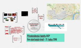 2016 DOD - Přírodovědecká fakulta UJEP