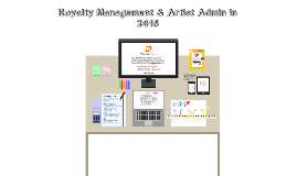 Royalty Management & Artist Admin in 2016