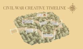 CIVIL WAR CREATIVE TIMELINE