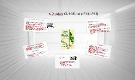 Ditadura Militar - Introdução