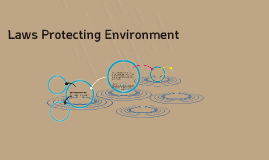 Laws Protecting Environment