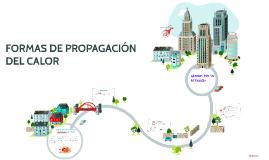 FORMAS DE PROPAGACIÓN