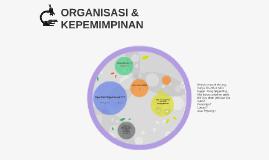 ORGANISASI & KEPEMIMPINAN