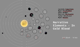 Copy of In Cold Blood - Narrative Elements