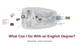 What can I do with an English degree?