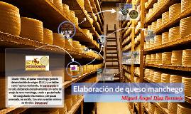 Copy of Elaboración de queso manchego