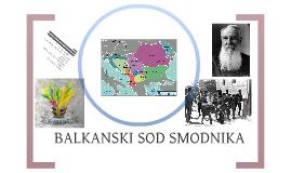 Balkanski sod smodnika
