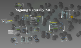 Copy of Signing Naturally 7-8