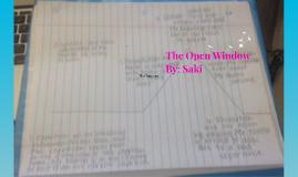 Copy of The Open Window: