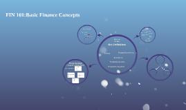 FIN 101:Basic Finance Concepts